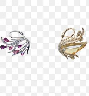 Luxuriance - Earring Body Jewellery Costume Jewelry Fashion PNG