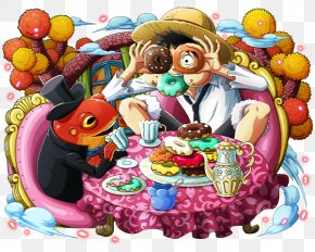 Treasure Cruise - Monkey D. Luffy One Piece Treasure Cruise Portgas D. Ace Roronoa Zoro Usopp PNG