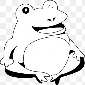 Frog - Toad Frog White Human Behavior Clip Art PNG