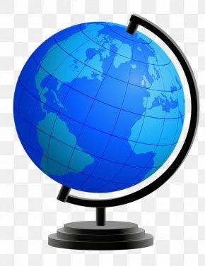 A Globe - Globe Free Content Clip Art PNG