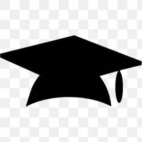 Graduation Cap - MacOS Terminal Dashboard PNG