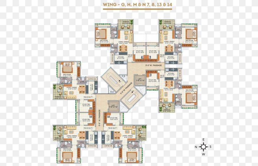 Floor Plan Jade Residencies Building