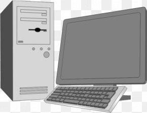 Computer Desktop Pc - Computer Architecture Desktop Computers Computer Monitors Computer Hardware PNG