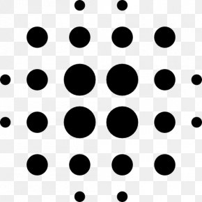 Dots Texture - Telephone User Interface PNG