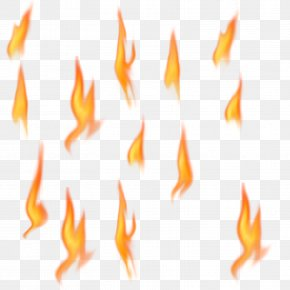 Flame Fire Letter - Flame Clip Art PNG