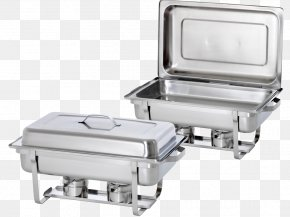 Chafing Dish - Buffet Chafing Dish Gastronorm Sizes Rechaud Stainless Steel PNG