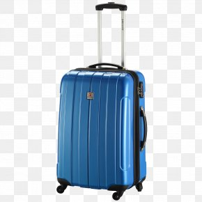 Billow Blue Suitcase - Hand Luggage Galaxy On Fire 2 Suitcase Blue PNG