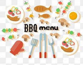 BBQ Barbecue - Barbecue Logo Euclidean Vector PNG