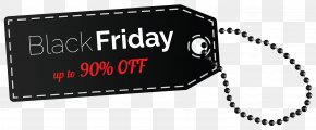 Black Friday 90% OFF Tag Clipart Image - Black Friday Icon Clip Art PNG