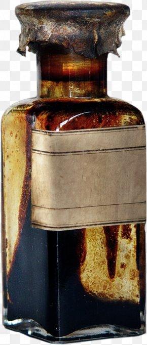 Wishing Retro Bottle Transparent Material - United States American Civil War Bottle Medicine Medical Equipment PNG