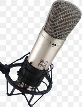 Microphone - Microphone Recording Studio Diaphragm Behringer Condensatormicrofoon PNG