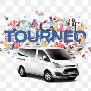 Creative Car Ads - Ford Transit Connect Ford Transit Courier Van Ford Transit Custom PNG
