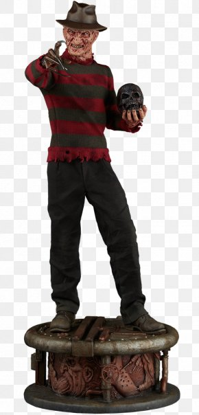 Freddy Krueger Figurine A Nightmare On Elm Street Action & Toy Figures National Entertainment Collectibles Association PNG