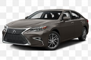 Car - Lexus ES 350 Luxury Car 2017 Lexus ES 350 Vehicle PNG