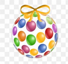 Easter Eggs - Colorful Eggs Easter Egg Illustration PNG