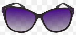 Eyeglasses Clip - Aviator Sunglasses Free Content Clip Art PNG