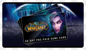 Game Prepaid Card Game - World Of Warcraft WildStar EVE Online Video Game Final Fantasy XIV PNG