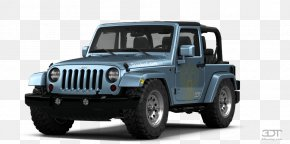 Jeep - Jeep Motor Vehicle Bumper Tire Hood PNG
