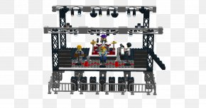 Stage Lighting Effects Vector Stage - LEGO Friends Concert Stage Lighting Lego Ideas PNG