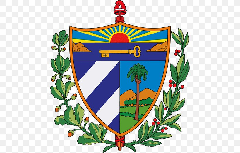 Coat Of Arms Of Cuba Flag Of Cuba National Symbols Of Cuba, PNG, 477x525px, Cuba, Area, Artwork, Coat Of Arms, Coat Of Arms Of Cuba Download Free