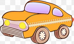 Model Car Automotive Design - Motor Vehicle Mode Of Transport Clip Art Cartoon Vehicle PNG