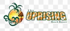 Beach Resort - Uprising Beach Resort Hotel Bure Logo PNG