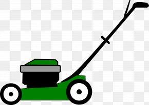 Lawn - Lawn Mowers Clip Art PNG