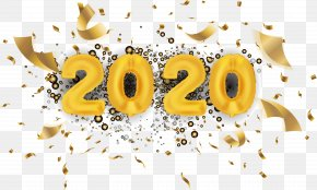 Logo Vegetarian Food - 2020 Happy New Year 2020 Happy New Year PNG