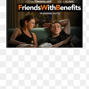 Friends With Benefits - Film Trailer YouTube Cinema Comedy PNG