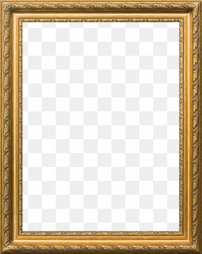 Elegant European Picture Frame - Picture Frame Stock Photography PNG