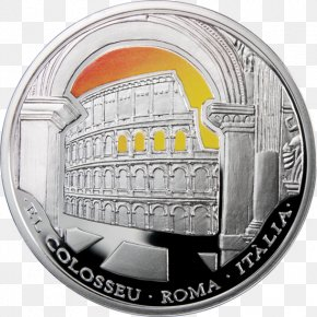 Colosseum - Colosseum Coin New7Wonders Of The World Taj Mahal Christ The Redeemer PNG