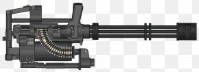 Vector Machine Gun - Heavy Machine Gun Weapon Firearm Gun Barrel PNG