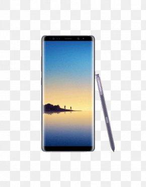 Samsung - Samsung Galaxy Note 8 Telephone Smartphone Stylus PNG