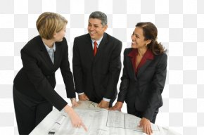 Business Men And Women - Businessperson Management Building PNG