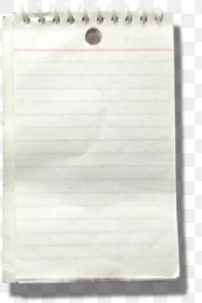 Notebook - Notepad++ Paper Notebook PNG