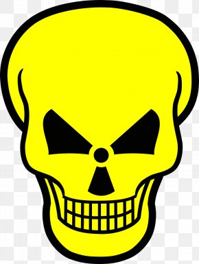Skull - Skull And Crossbones Calavera Clip Art PNG
