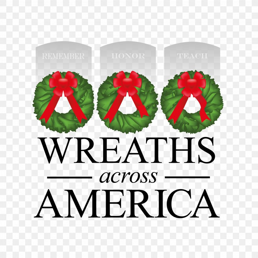 National Wreaths Across America Headquarters Veteran Honour Cemetery, PNG, 3600x3600px, Wreath, Cemetery, Ceremony, Christmas, Christmas Decoration Download Free