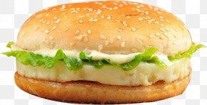 Cheese Burger Creative - Cheeseburger Whopper Buffalo Burger McDonalds Big Mac Slider PNG