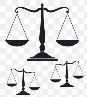 Balance Scale Silhouette - Stock Illustration Royalty-free Euclidean Vector Clip Art PNG