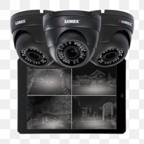 Camera Lens - Video Cameras Camera Lens Closed-circuit Television Wireless Security Camera High-definition Television PNG