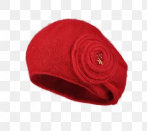 England Warm Outdoor Complex Gubei Lei Cap - Cap Wool Red Hat PNG