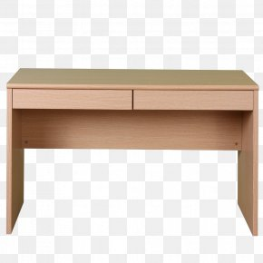 Solid Wood Office Desk - Coffee Table Desk Wood Office PNG