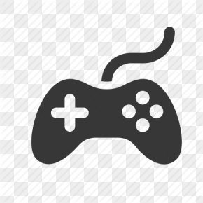Video Game Controller - Joystick Game Controller Video Game Icon PNG