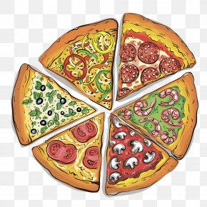Pizza - Pizza Take-out Italian Cuisine Illustration PNG
