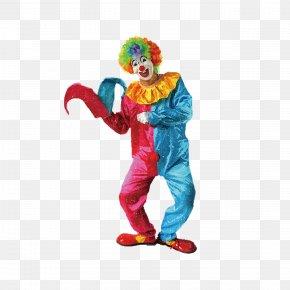 Cartoon Clown - Clown Icon PNG
