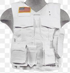 White Vest - Gilets Police Clothing Bullet Proof Vests Bulletproofing PNG