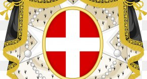 Vladimir Putin - Flag And Coat Of Arms Of The Sovereign Military Order Of Malta Knights Hospitaller PNG
