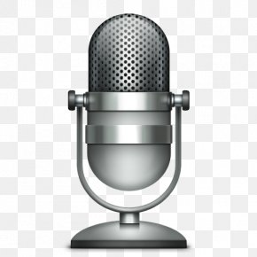 Microphone Image - Microphone Iconfinder Sound Recording And Reproduction Icon PNG