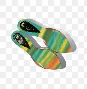 Sandals - Slipper Flip-flops Sandy Beach Shoe PNG