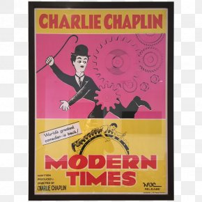 Charlie Chaplin - Film Poster Film Poster Classical Hollywood Cinema PNG